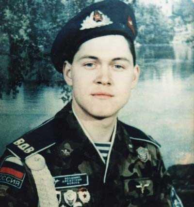 В Воткинске откроется мемориальная доска памяти героя Чеченской войны Василия Семенова