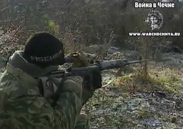 Хроника второй чеченской войны. Ноябрь 1999 г.
