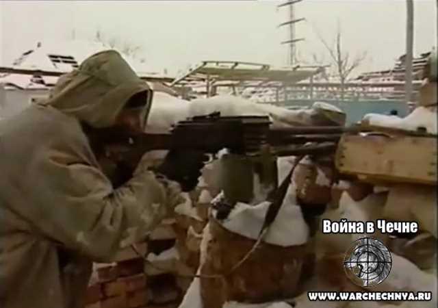 Хроника второй чеченской войны. Декабрь 1999 г.