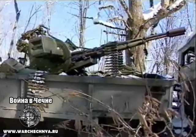 Хроника второй чеченской войны. Февраль 2000 г.