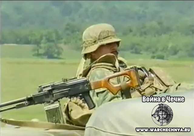 Хроника второй чеченской войны. Май 2000 г.
