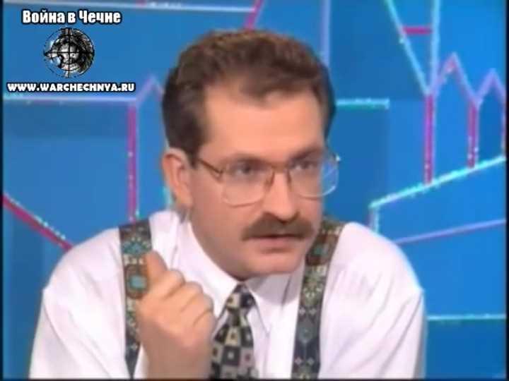 Час Пик с Борисом Федоровым. 22 декабря 1994