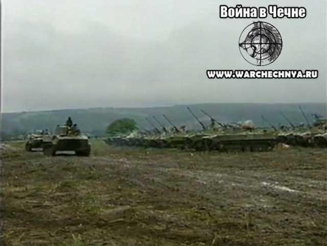 Хроника второй чеченской войны. Дагестан. Август 1999 г