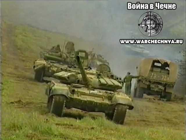 Хроника второй чеченской войны. Дагестан. Сентябрь 1999 г