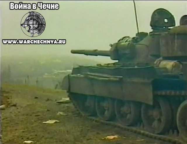Хроника второй чеченской войны. Октябрь 1999 г.