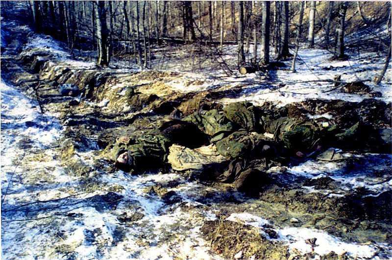 13 лет со дня гибели 84 псковских десантников