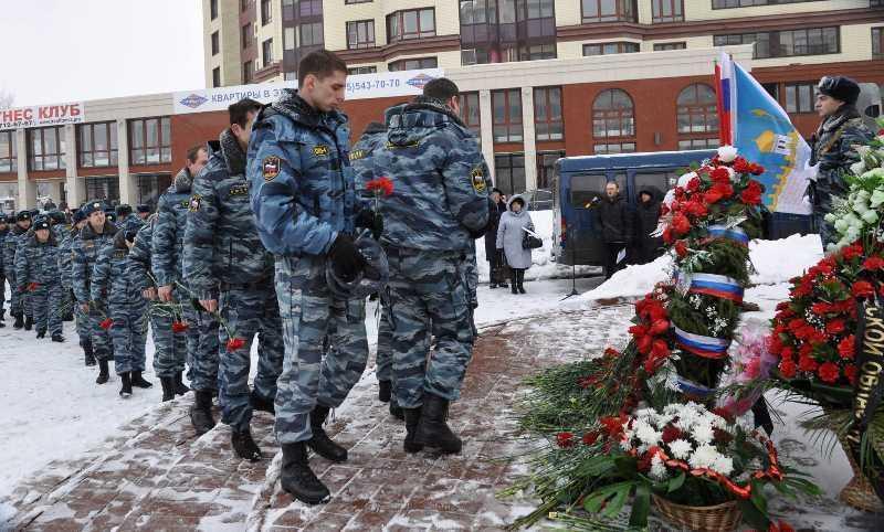 2 марта 13-я годовщина гибели Сергиево-Посадского ОМОНа
