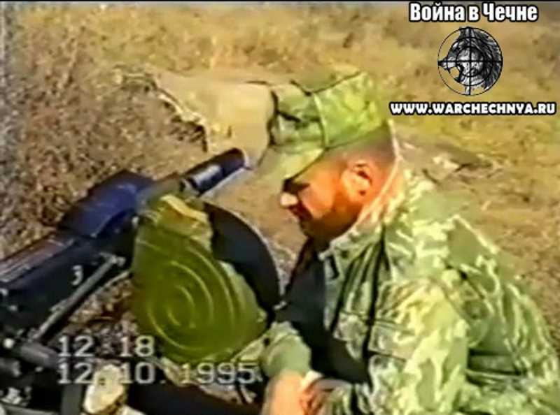 Чечня. Первая чеченская война. 1995-1996 год. В/Ч 6662