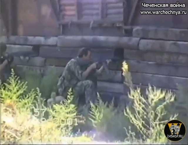 Вторая чеченская война. Гудермес. Сентябрь 2001 г.