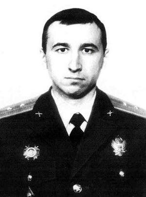 Бавыкин Сергей Петрович