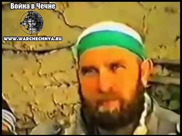 Первая чеченская война. Чеченские полевые командиры