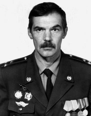Ревенко Михаил Владимирович