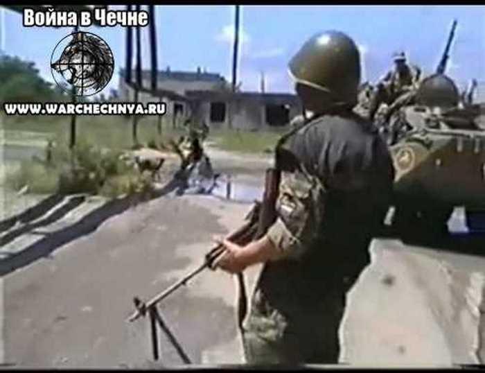 Вторая чеченская война. 34 ОБрОН. 2001 год