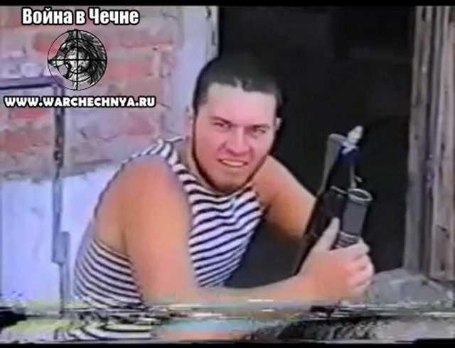 Сводный ОМОН. Аргун. Чечня. Вторая чеченская война