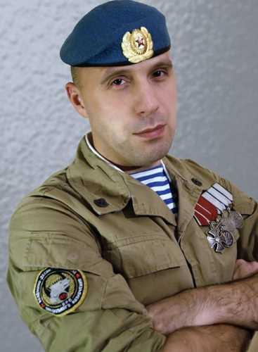 """Вячеслав Дмитриевич Корнеев """"Леший"""""""