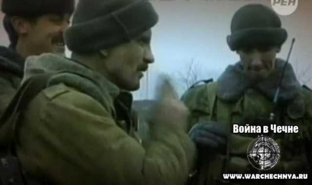 Вторая чеченская война. Бой 6 роты