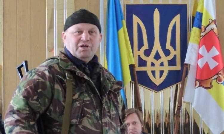 В Ессентуках заочно арестован украинский националист Сашко Билый