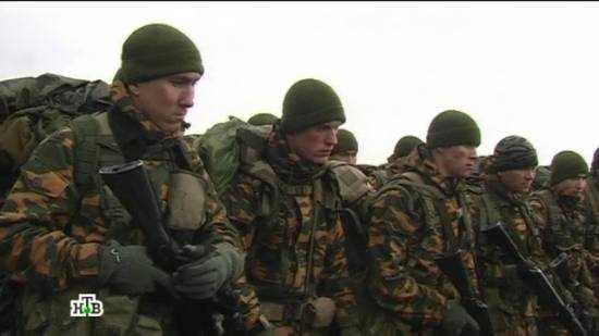 46 Бригада ВВ МВД РФ в Чечне