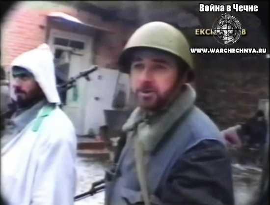 Первая чеченская война. 1995 год. Грозный