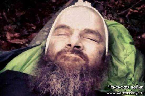 Рамзан Кадыров обнародовал фото мертвого Доку Умарова