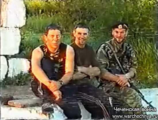 Вторая чеченская война. Гудермес 2002 год. Рыбинский и Ярославский ОМОН