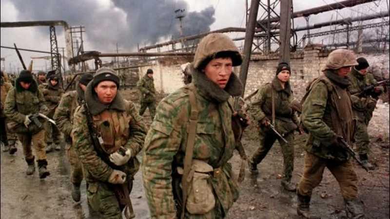 20 лет со дня начала первой чеченской войны