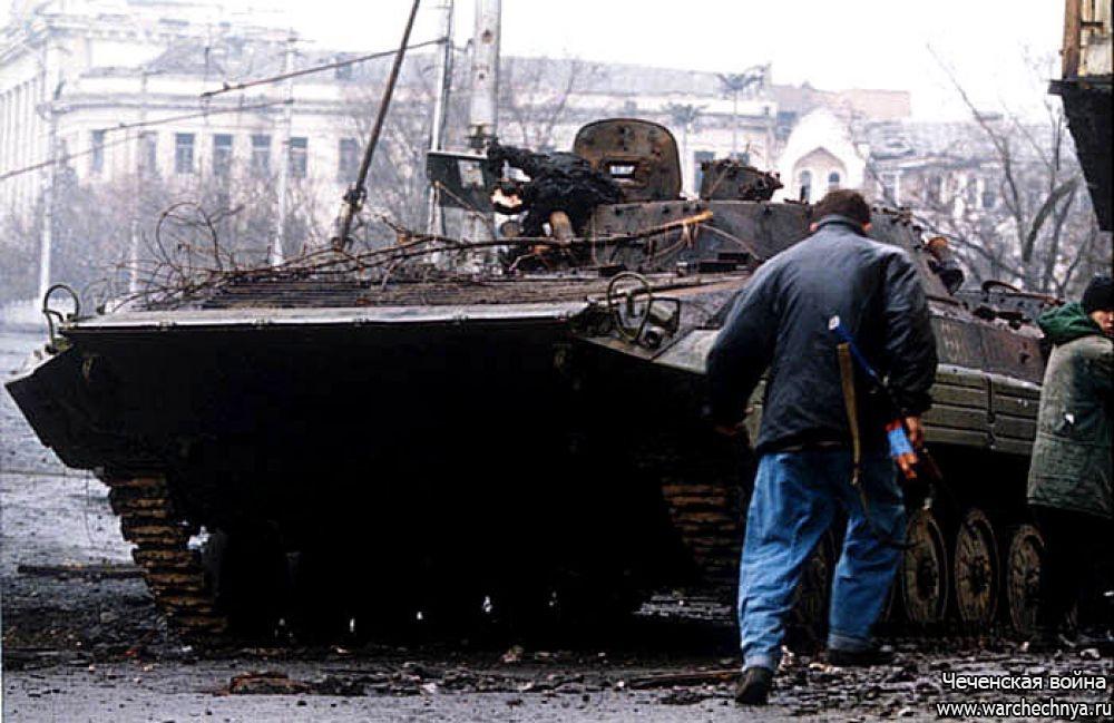 Каким был штурм Грозного в январе 1995. Рязанский десант