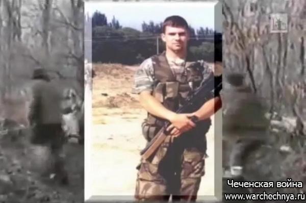 Вторая чеченская война. Герой России Александр Перов