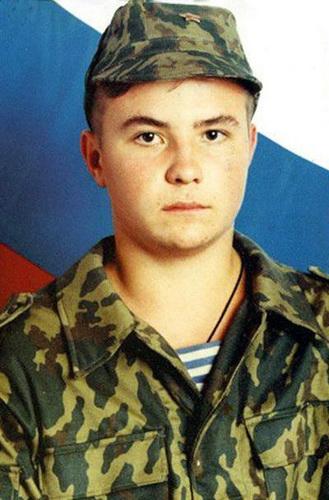 Родионов Евгений Александрович