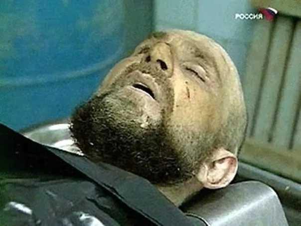История гибели Руслана (Хамзата) Гелаева