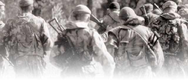 Российский Спецназ в Чечне
