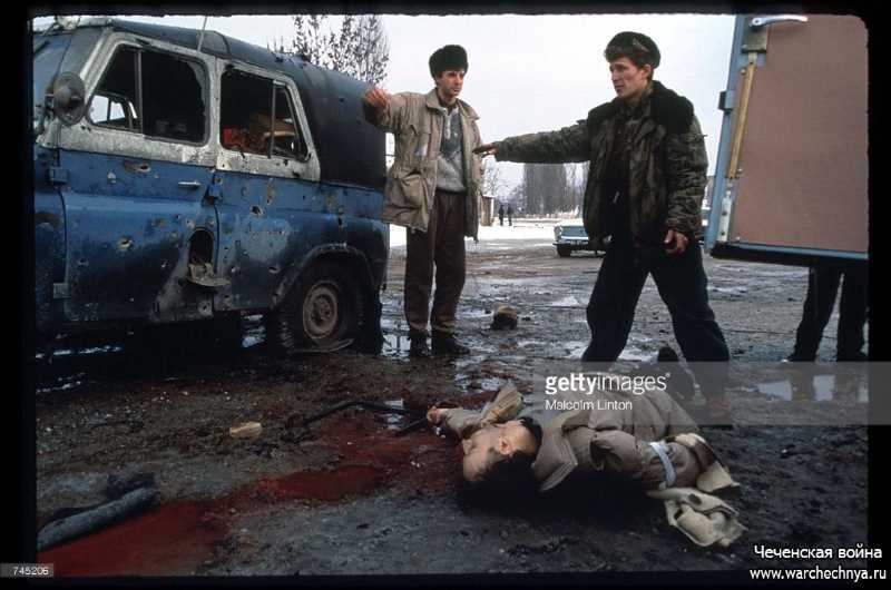 Потери чеченских боевиков