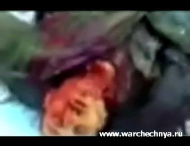 видео боевиков чечня она начала