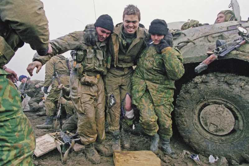 Правда войны - рассказ участника чеченской кампании