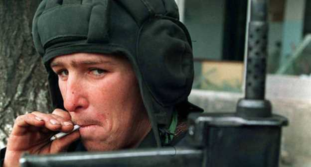 Ноябрьский штурм Грозного 1994 года