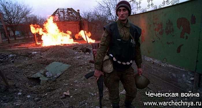 Как начиналась первая чеченская кампания