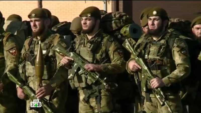 Международный учебный центр спецназа в Гудермесе