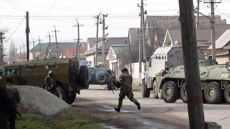 В ходе вооруженного конфликта на Северном Кавказе с 17 по 23 апреля погибли два человека