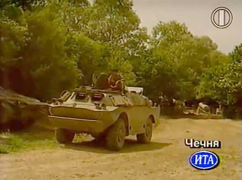 Первая чеченская война. Новости. Весна 1995 г.