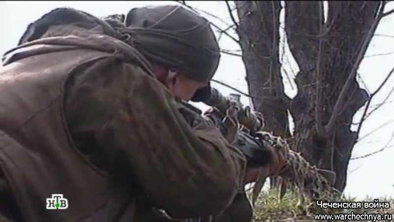 Первая чеченская война. Боевое братство спецназа