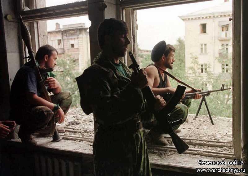Как спецслужбы США помогали бандподполью в Чечне
