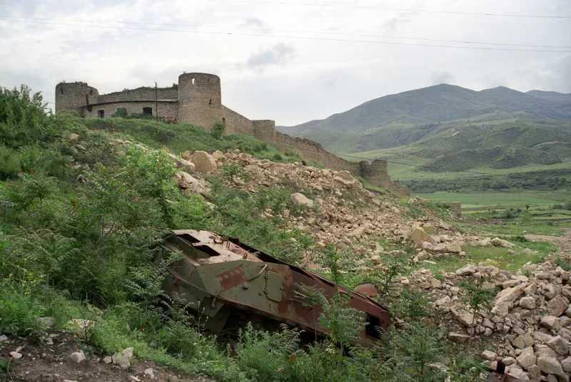 Жертвой вооруженного конфликта на Северном Кавказе с 5 по 11 июня стал один человек