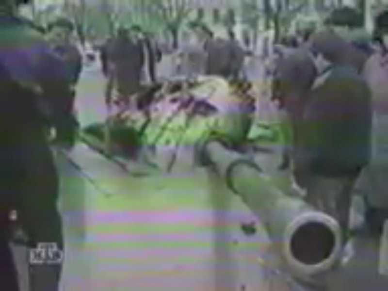 Первая чеченская война. Забытый ноябрьский штурм Грозного 1994 г.