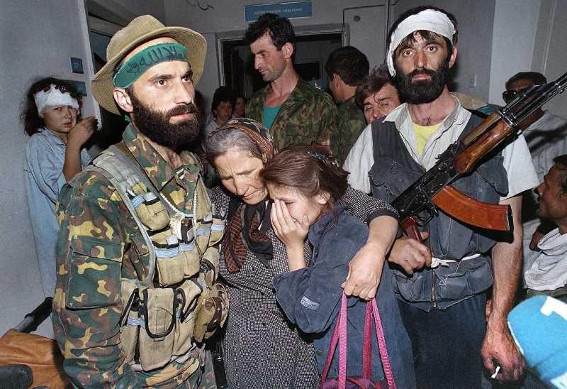 В Чечне задержан участник теракта 1995 года в Буденновске