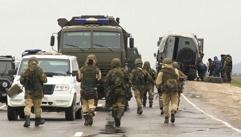 НАК: в дагестанском Хасавюрте введен режим КТО