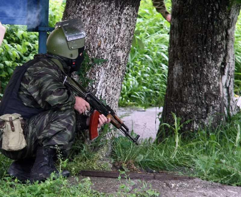 В Ингушетии уничтожено четыре боевика