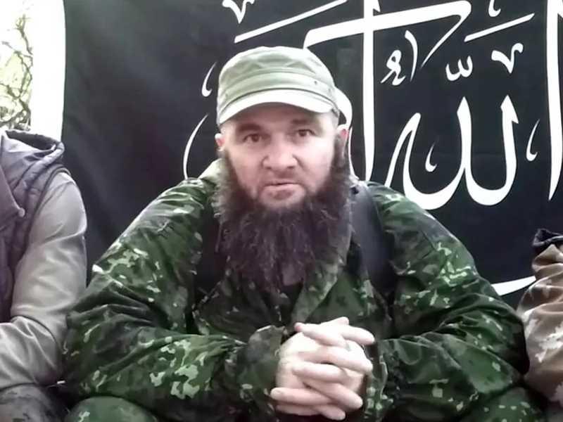 ФСБ подтвердила обнаружение тела Доку Умарова