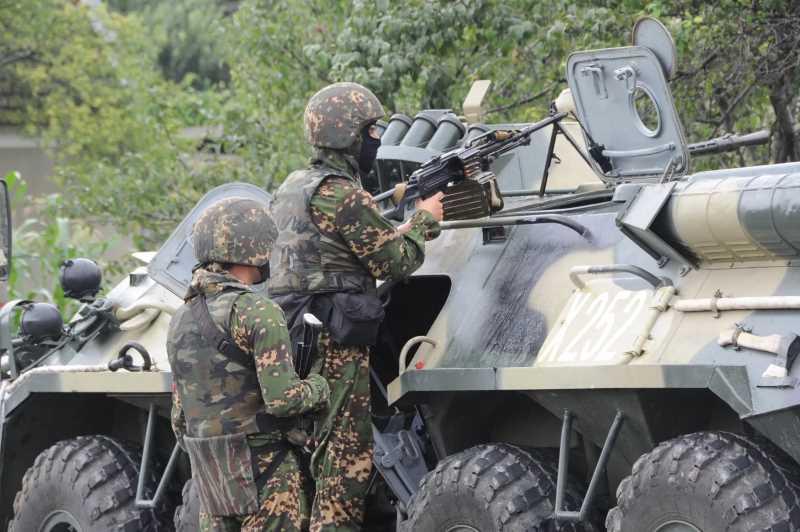 В Ингушетии, в ходе КТО, уничтожены двое боевиков