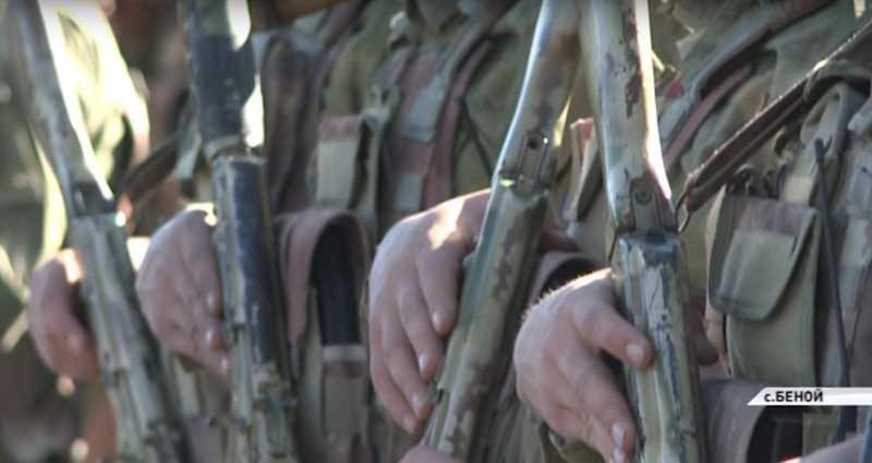 В Чечне открыли многофункциональный военно-патриотический молодежный комплекс