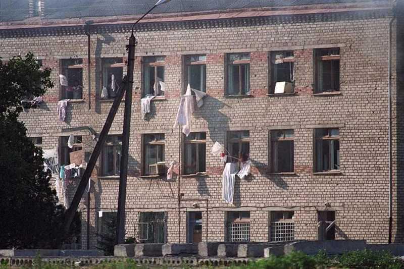 Свидетели опознали Белялова и Маздаева как участников захвата больницы в Буденновске